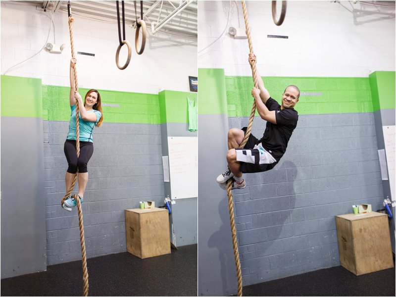 CrossFit Date Night for Southern Weddings