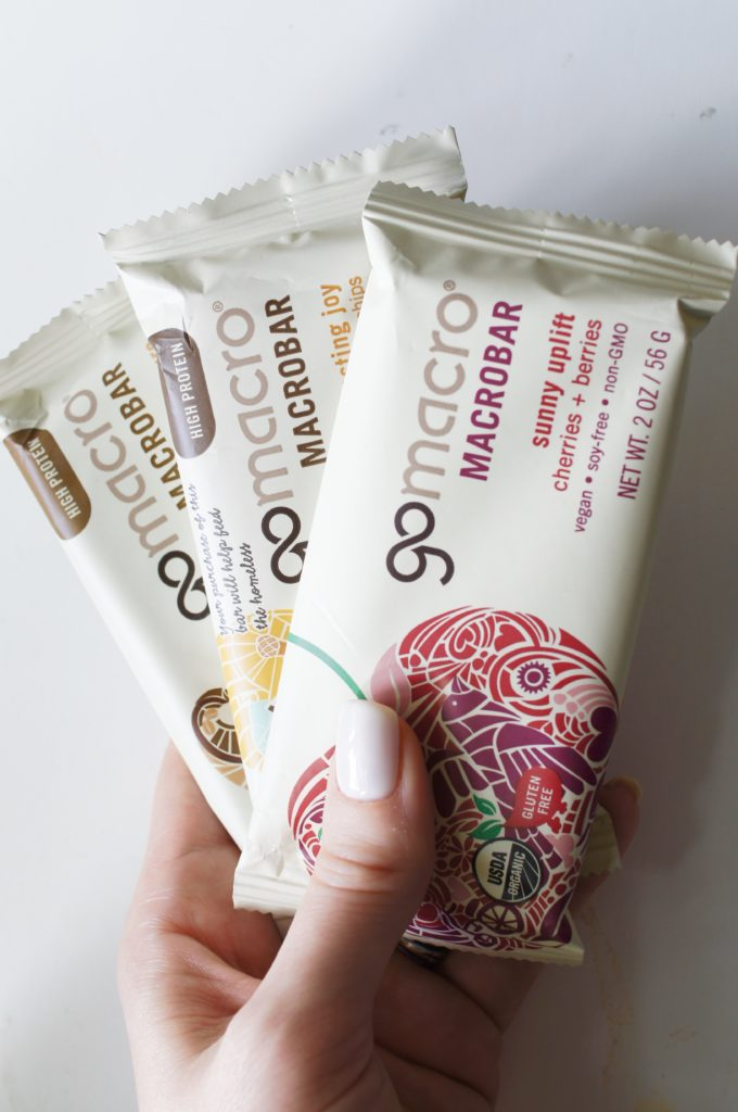 GoMacro Healthy Snack