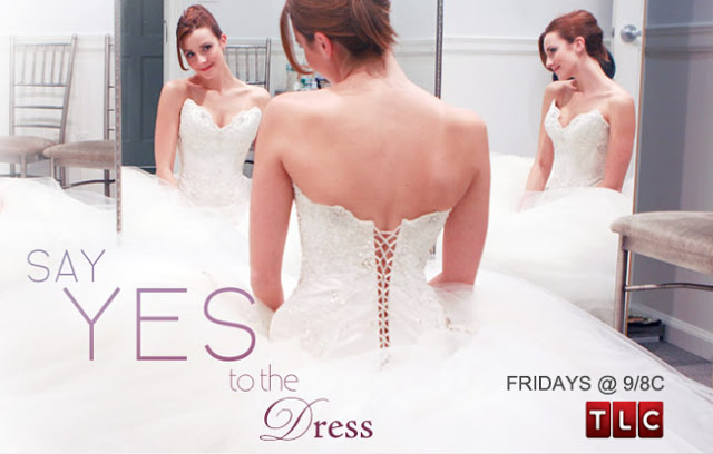 the girl who cried dress - My episode of Say Yes to the Dress -- what not to do when you're planning your wedding: say yes to too many dresses!