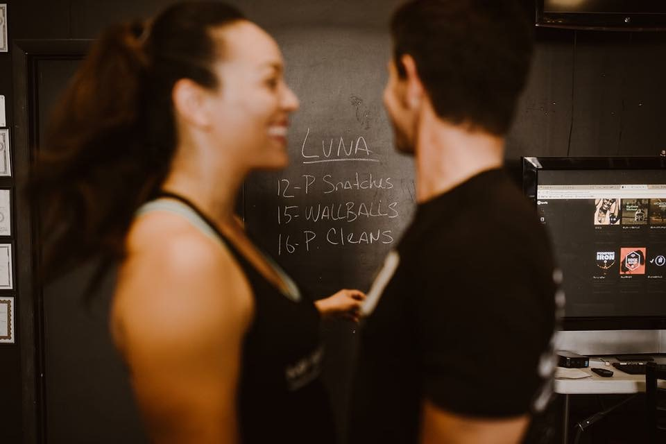 how crossfit is like marriage - Featured fit couples share their thoughts!