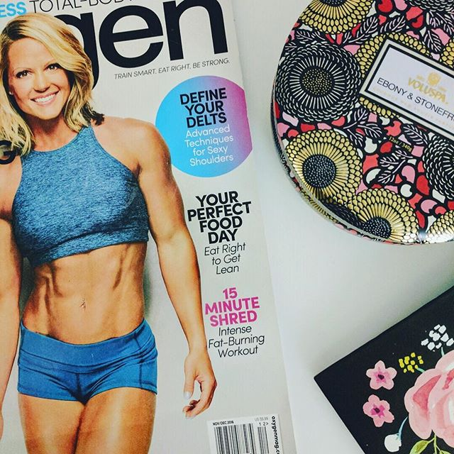If you know me IRL it might sound completely absurd that I once imaged bikini modeling as a goal. SAY WHAT!? 😱🤭🤣 It's true though! I wanted it, ya'll! I was measuring out my brown rice and reading @oxygenmag on the daily! Trying to get those defined delts! I was hungry for it! 💪🏻🤨🙏🏻 . . Did I get there? Did I grace the cover or make it as a transformation story? I sure didn't and I'll be honest, my body never looked like I imagined and hoped (and secretly wanted) it to but here's the kicker: I did make INCREDIBLE strides in becoming healthier and more fit. When I look back on photos of myself shortly after discovering this magazine and beginning those dreams, I see the delts!! They were there!! I had muscles, I was strong! And I think it just goes to show, the saying to 'aim for the sky and you'll fall among stars' is so true. ✨ . Your end-game may not look like you imagined; it might be totally laughable but whatever inspires you, start there! Little by little adds up! This is what I'm telling myself today as I start back at ground zero! 👊🏻 . . . #shelifts #strongwomen #bodyimage #selflove #whstrong #selfconfidence #takeupspace #lovemyshape #livewithintention #findyourstrong #pursuitofhappiness #wellnessblogger #fitspo #fitfam #fitnessmotivation #bodypositivity #healthyliving #fitness