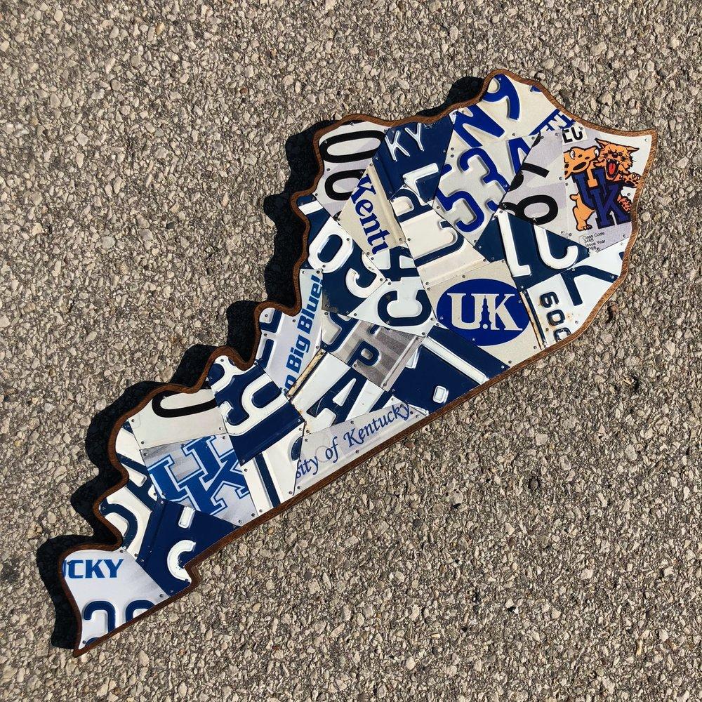 Kentucky Large Wildcats License Plate Art 1.jpg