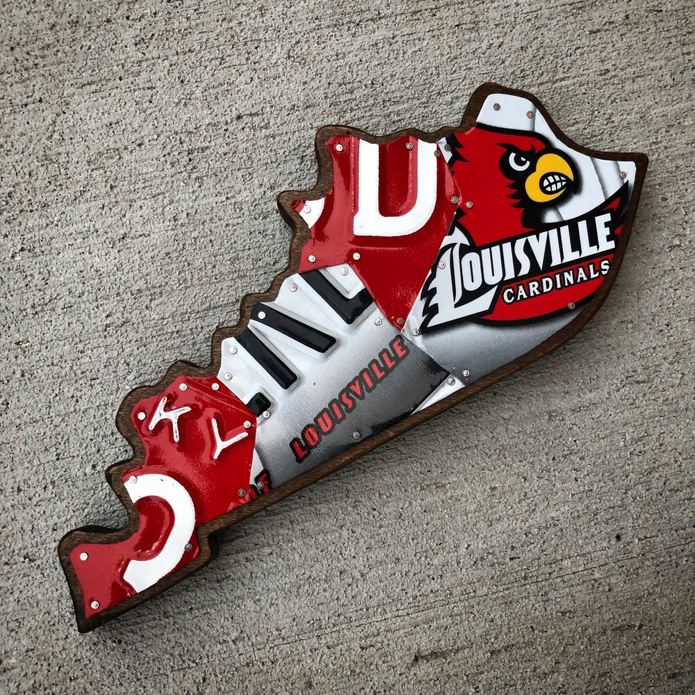 KY SMALL LOUISVILLE CARDS - SIZE: 11 x 5