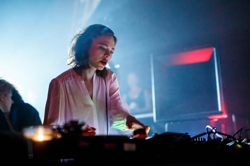 10.06.18 Nina Kraviz - Great Hall
