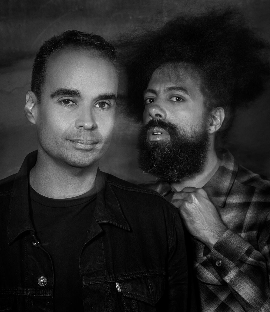 WAJATTA - John Tejada and Reggie Watts – NY Debut
