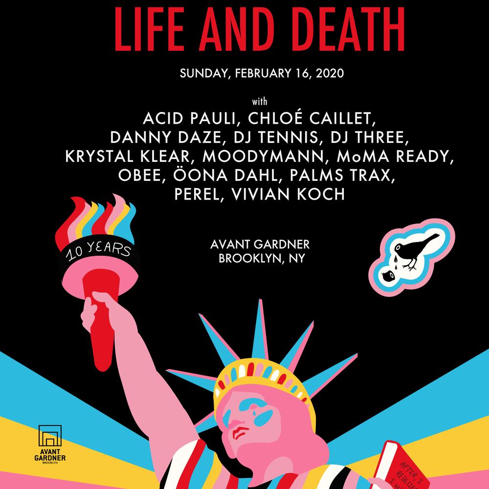 brooklyn mirage events 2020