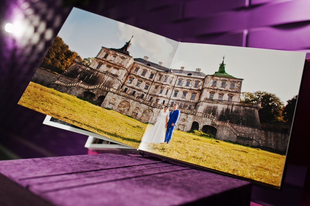 High Style Wedding Albums ..