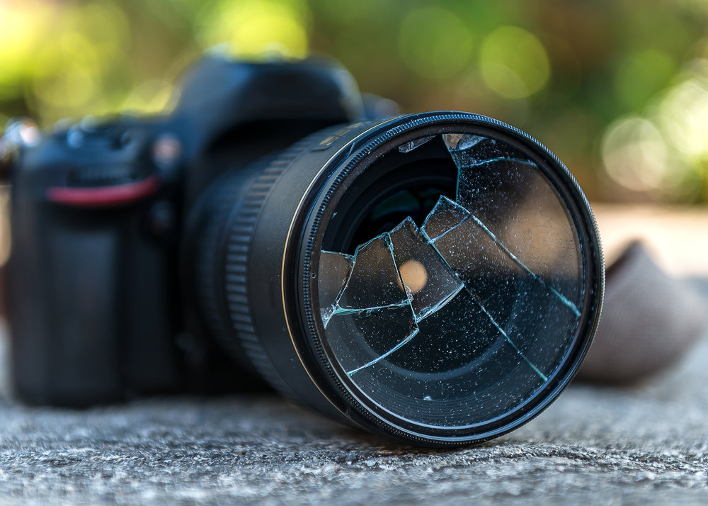 is the photographer insured ? -