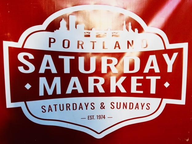 * Portland Saturday Market     www.portlandsaturdaymarket.com    Portland, OR, America