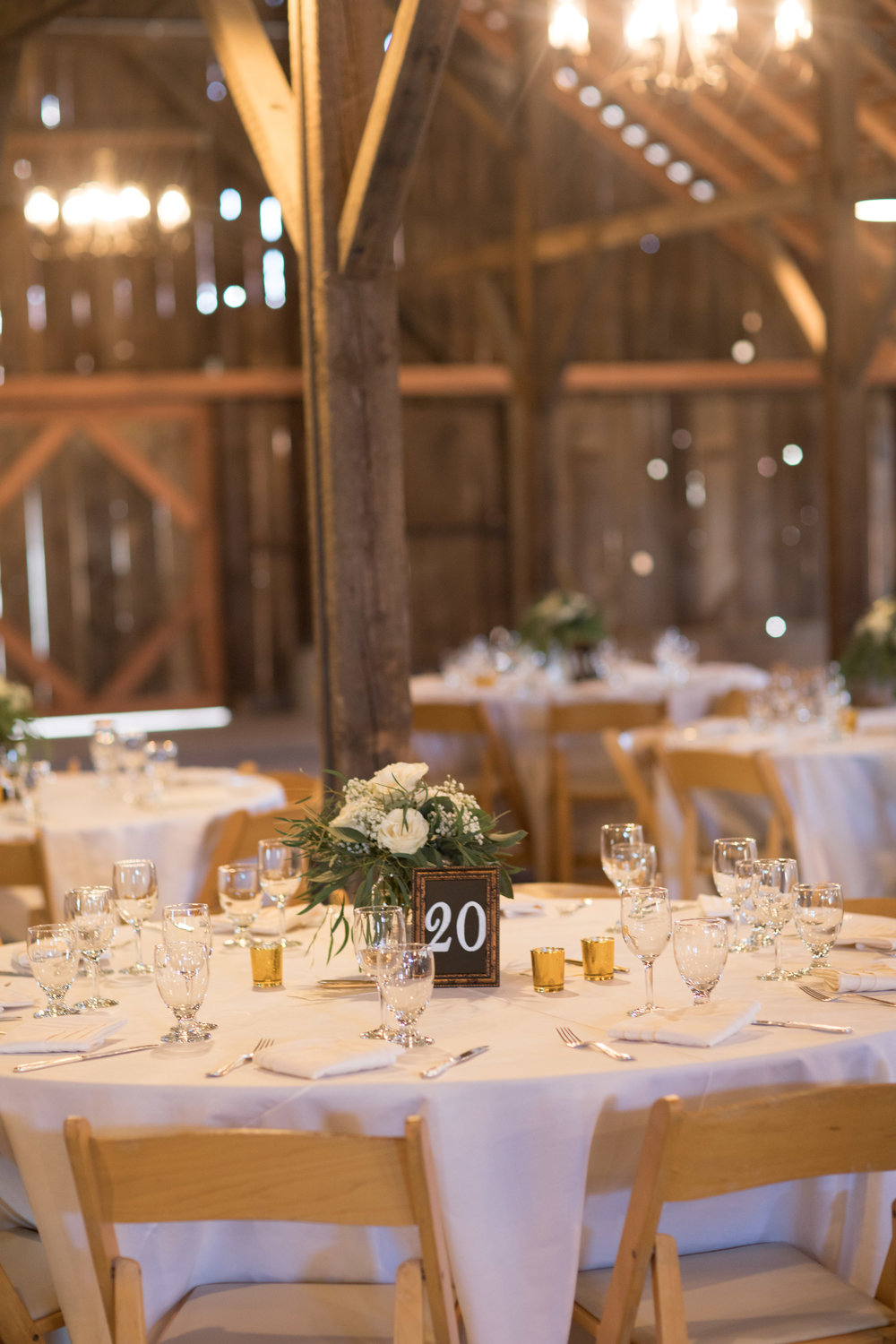 Marin County Wedding Barn