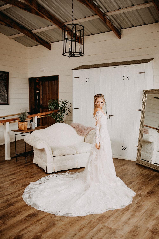 barn wedding northern california