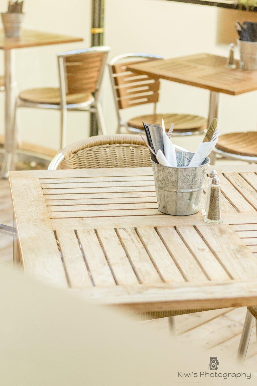 Hotel Pur Quebec, Restaurant Table