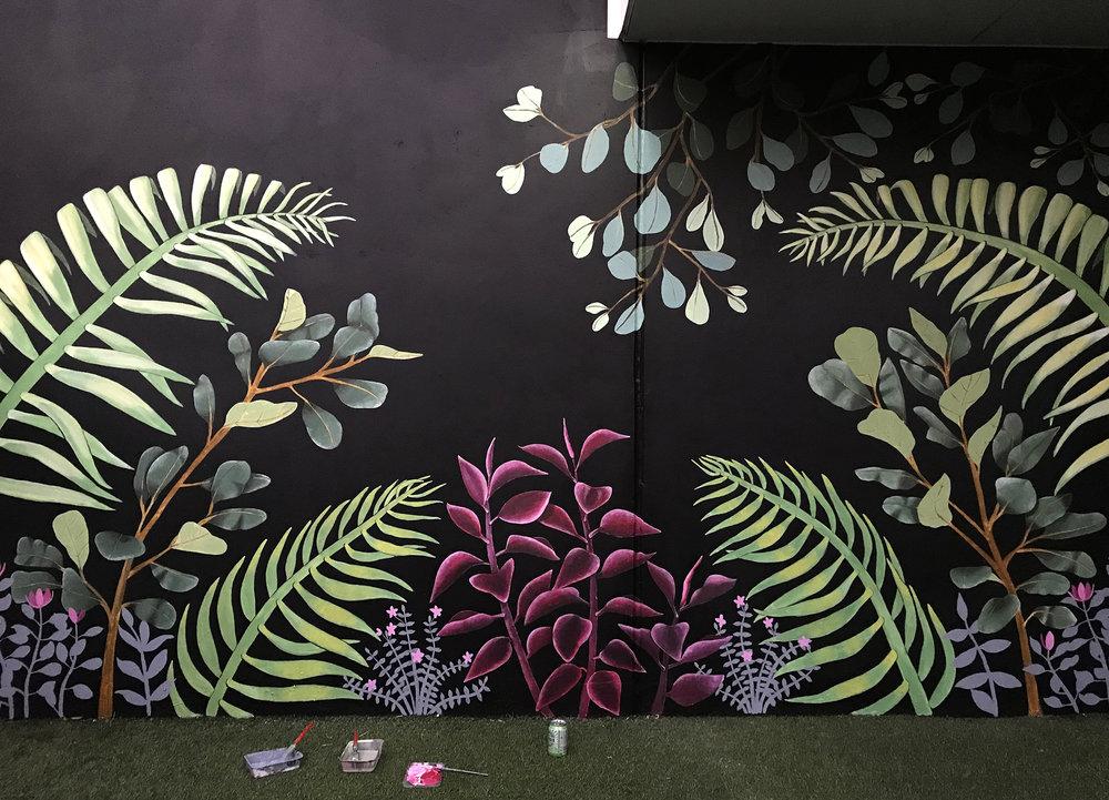 Roi Mural 2018