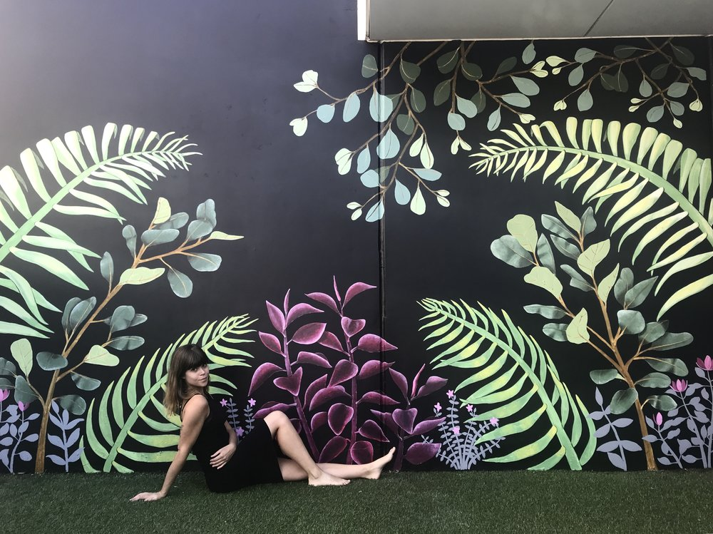 Melanie-Mural-North-Fitzroy