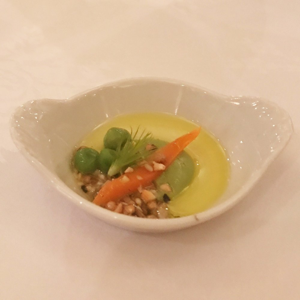 Second Amuse Bouche – only at Orchids!