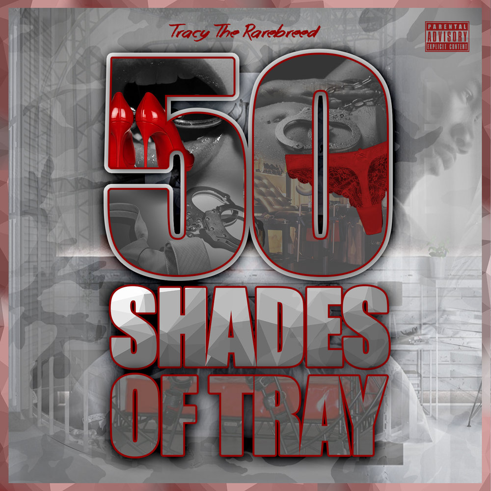 PRE-ORDER FIFTY SHADES OF TRAY NOW! -
