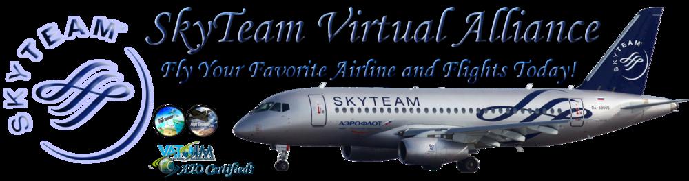 Skyteam VA Teamspeak Banner