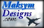 Maksym Designs Banner 1