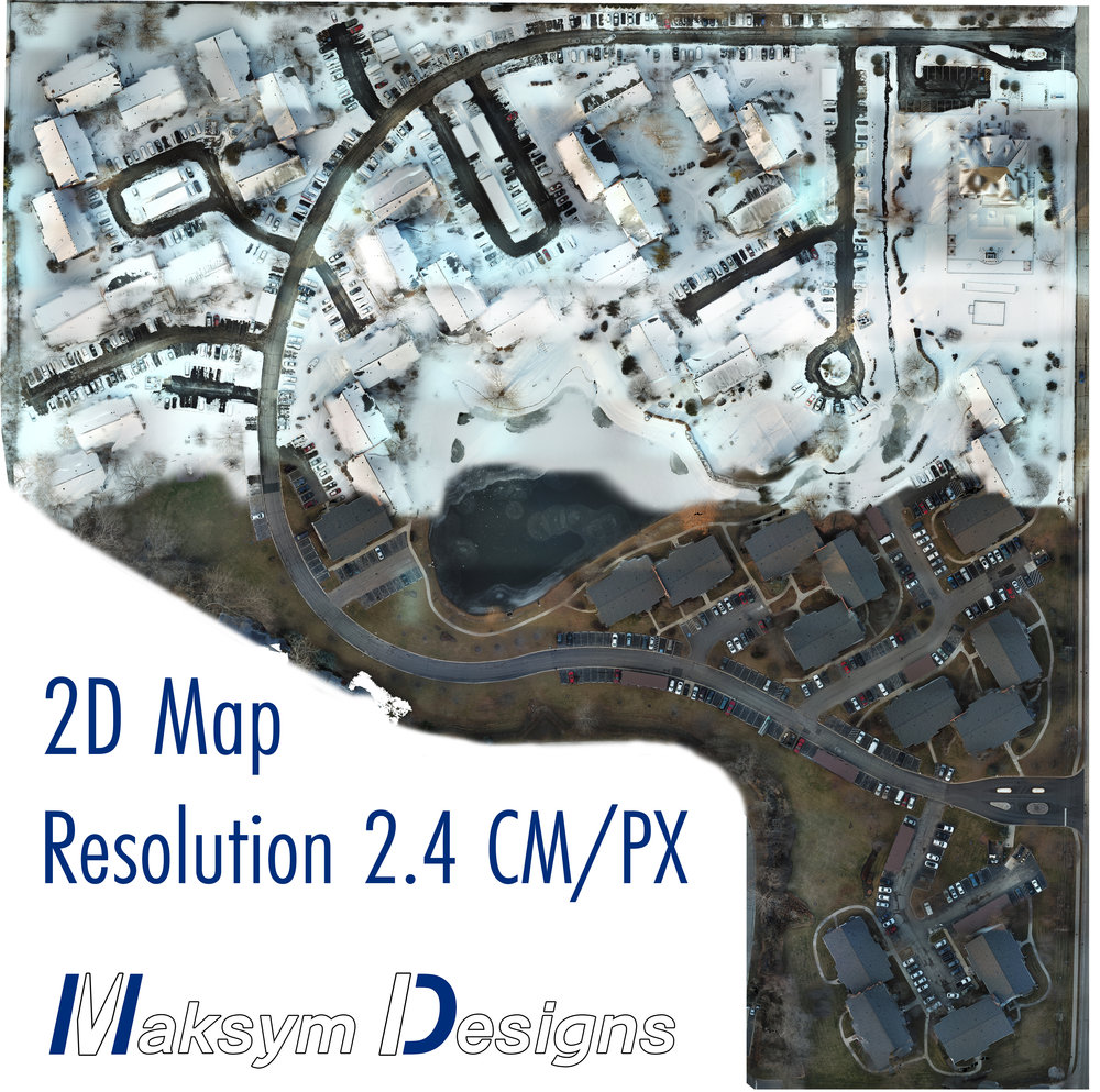 The Clayson 2D Map