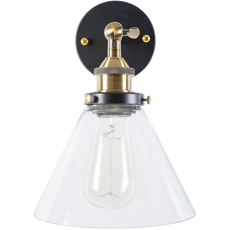 5. Sconce - Cruz Coreau at Wayfair