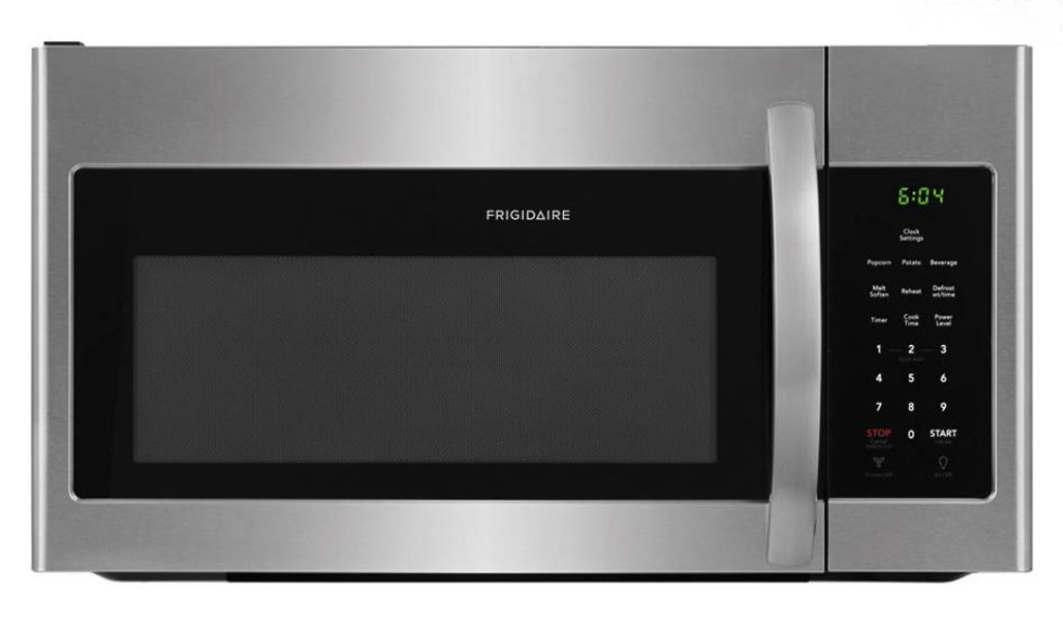 3. Microwave - Frigidaire at Lowes