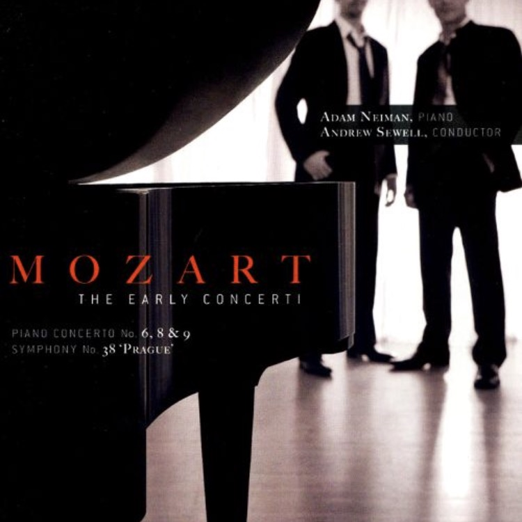 Mozart, the Early Concerti   Robin Hasenpflug, Acting Principal Cello