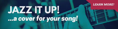 jazz it up a cover your your song!
