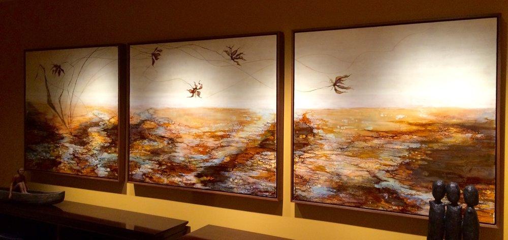 custom walnut frame triptych.jpg