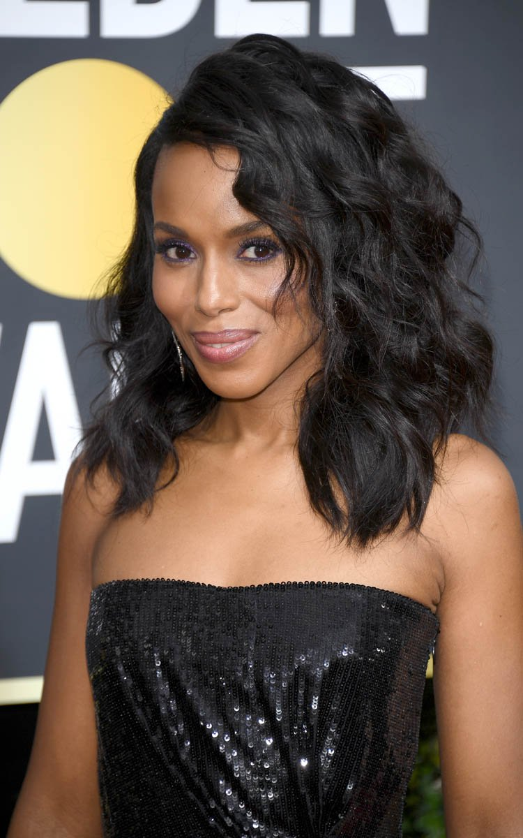 Kerry Washington Launchs Makeup Collection The Blogssip