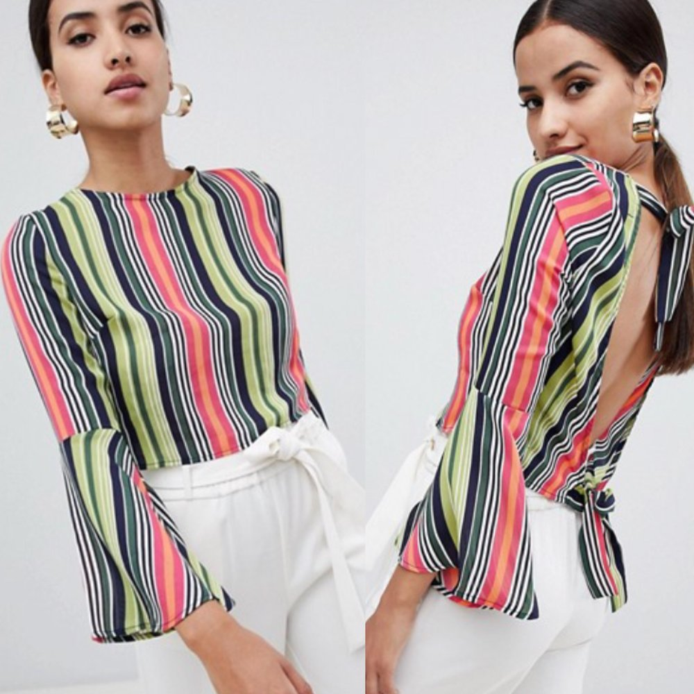 d435a41347 LOOK SEXY IN STRIPES LIKE JLO — The Blogssip