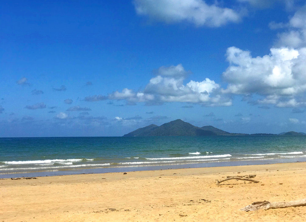 Mission Beach.