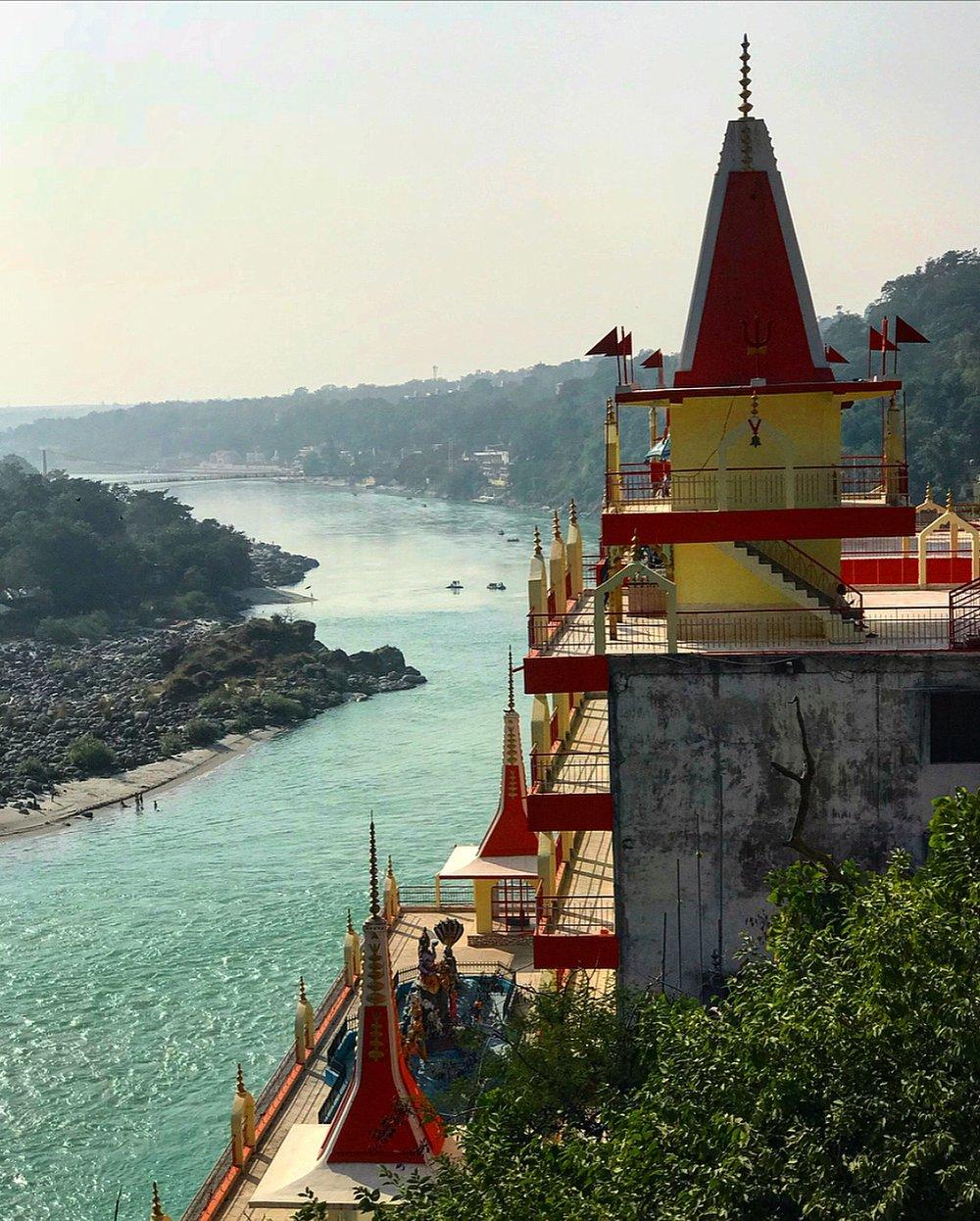 Rishikesh, India.
