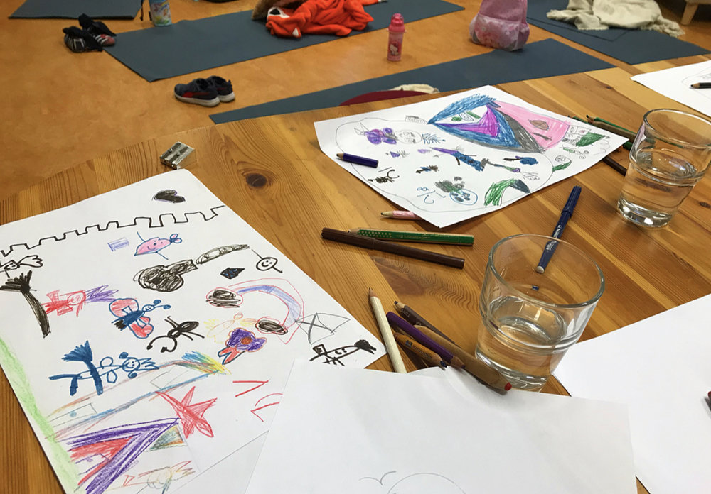 Mindfulness drawing activities!