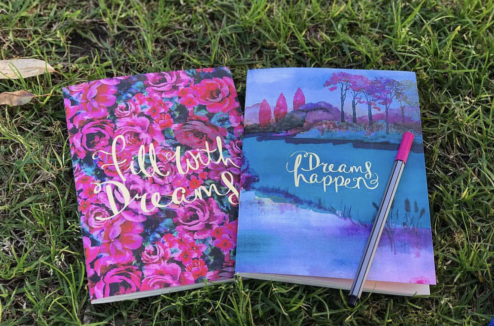 Forever journaling.