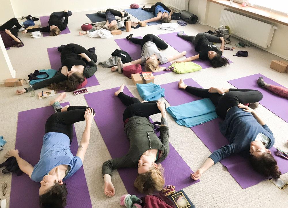 Women's Wellness Workshop, Hamburg.