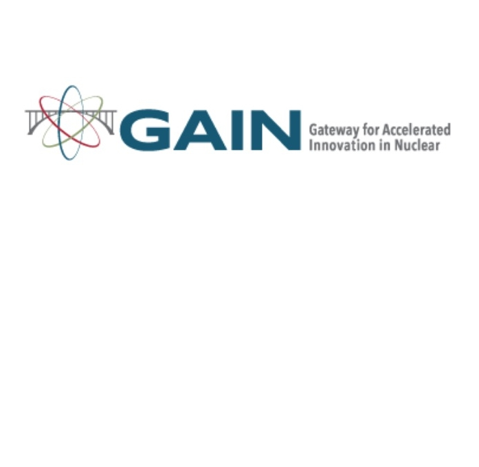 GAIN Announces Second Round of Nuclear EnergyVoucher Recipients - GAIN - June 26, 2017