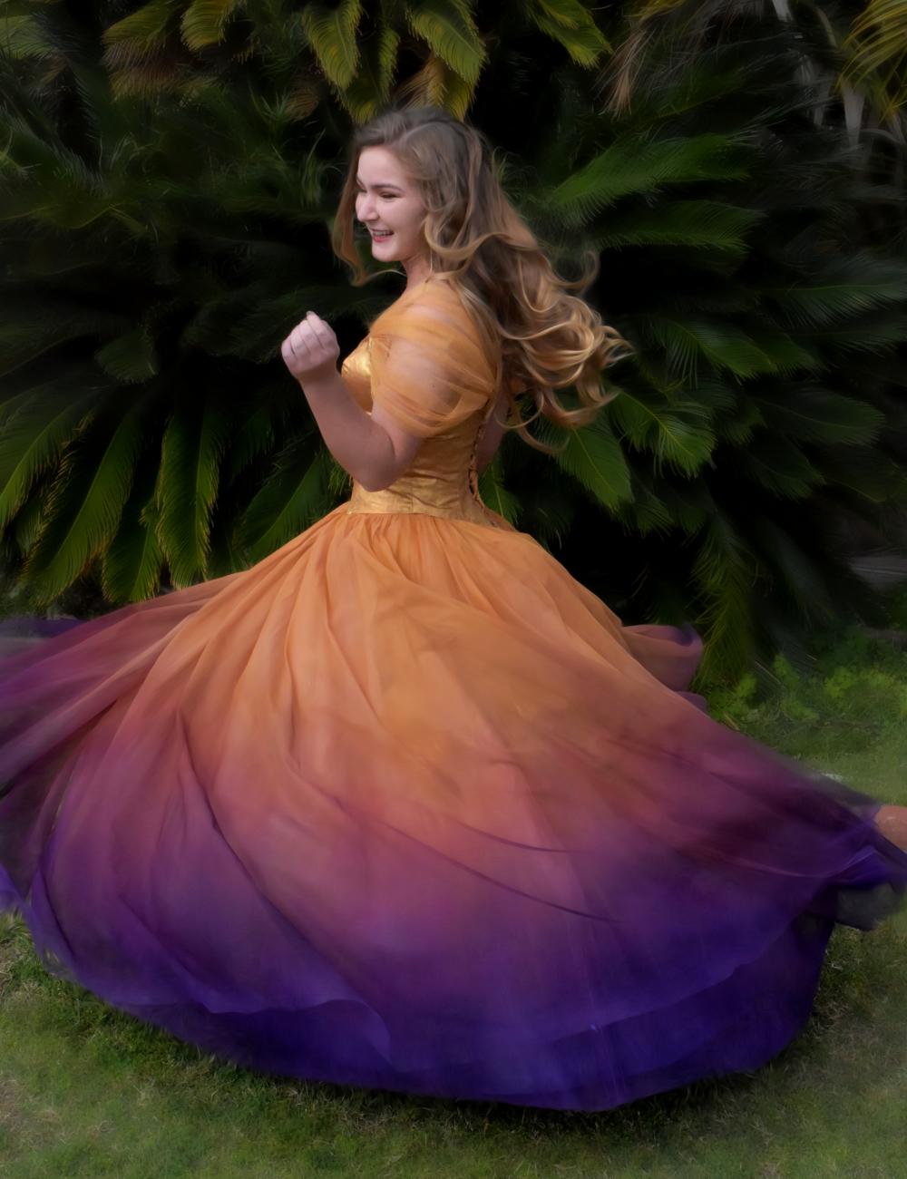 278813383d3f Amazon Prom Dress Transformation — Taylor Ann Art
