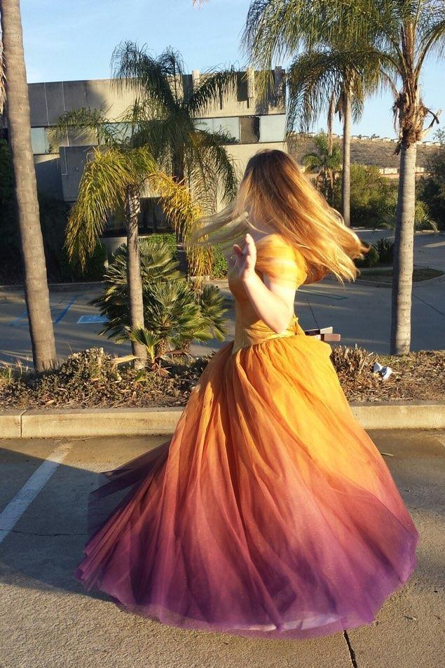 custom-gold-purple-prom-dress