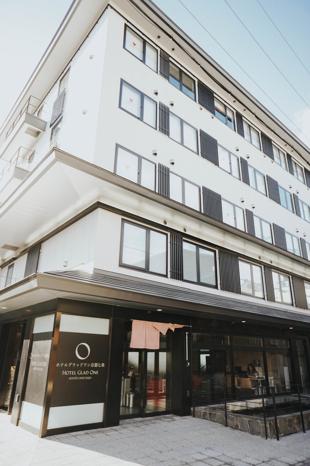 KyotoHotel GLad one -