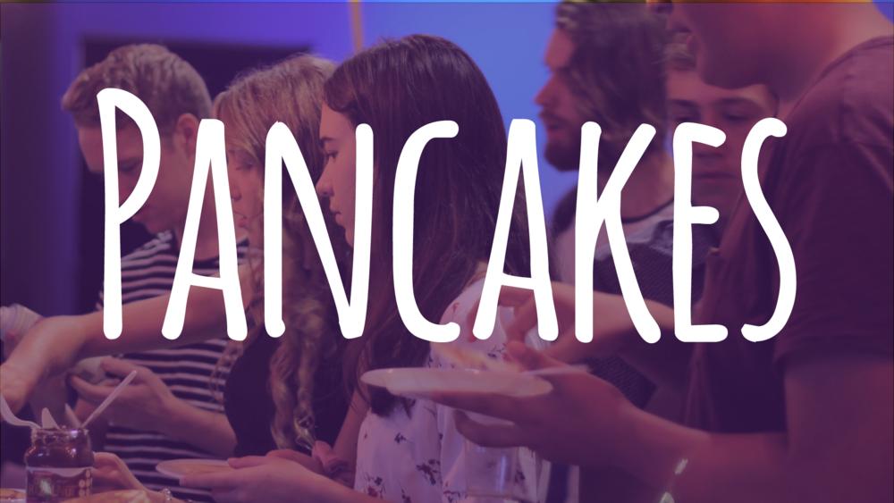 Pancakes   Apr 13 May 11 May 25 Jun 15 Jun 29