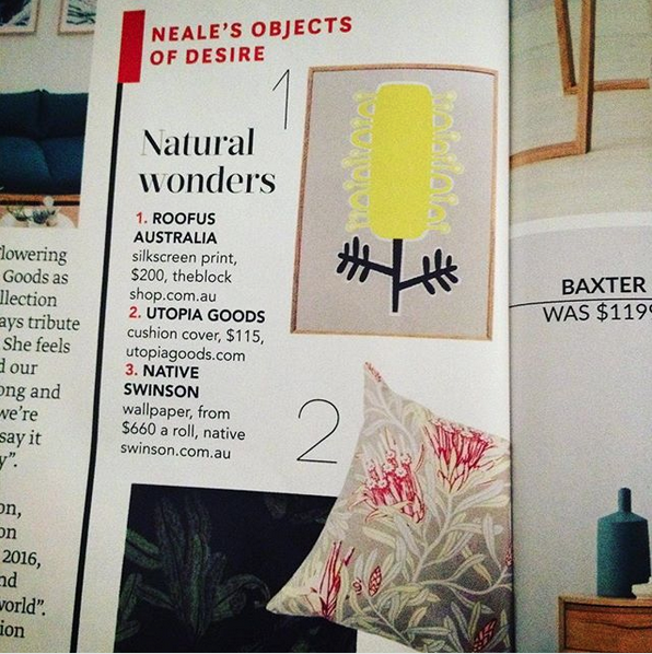 Neale's Objects of Desire column in    @stellarmag