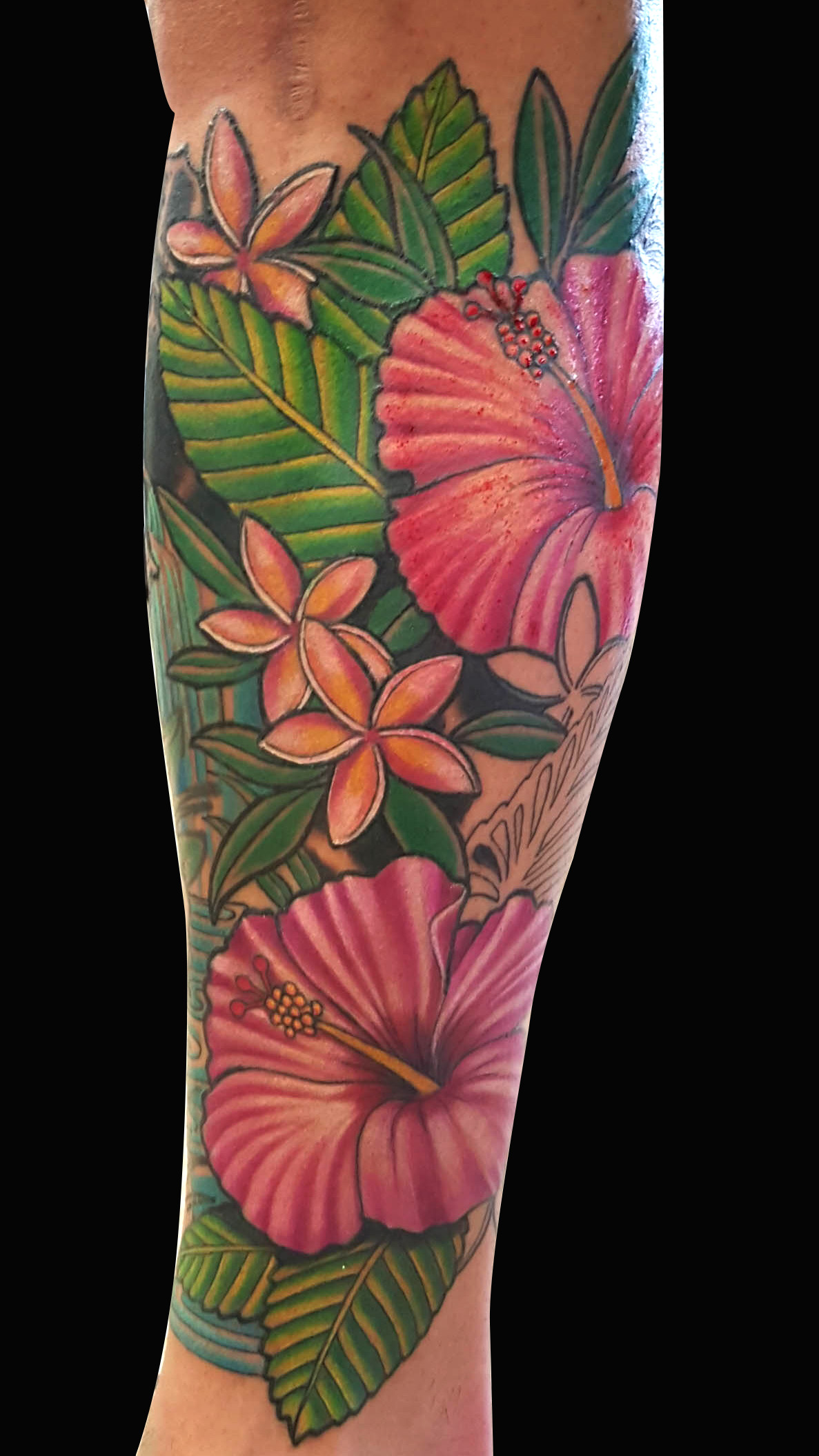 89b9a4848 color tattoos — The Artwork of Elijah Pashby
