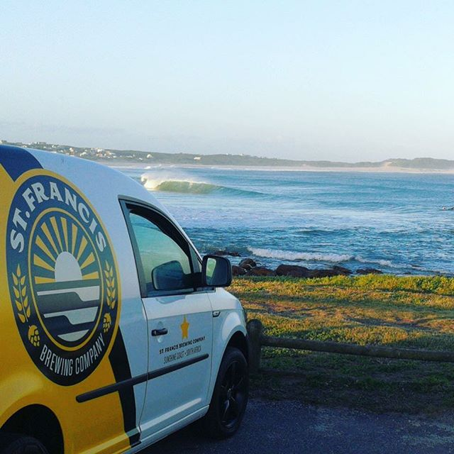 Closed today • Gone Surfing 🌊🌊🌊🌊🌊🌊🌊🌊 #stfrancisbayvibe #stfrancisbrewing #stfrancisbay #capestfrancis #beerstagram #gonesurfing #closed