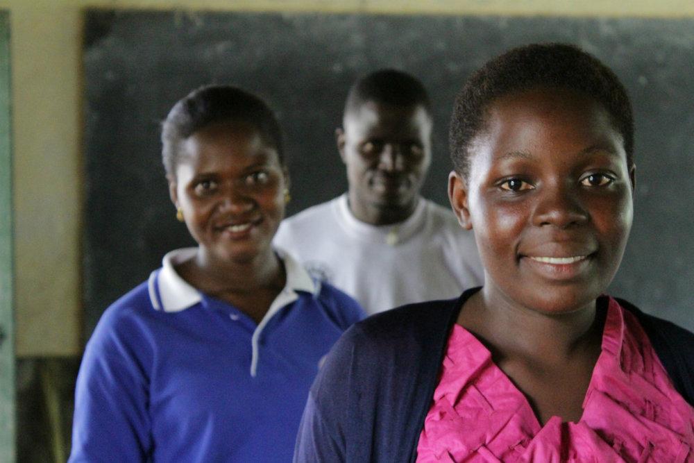 work in uganda