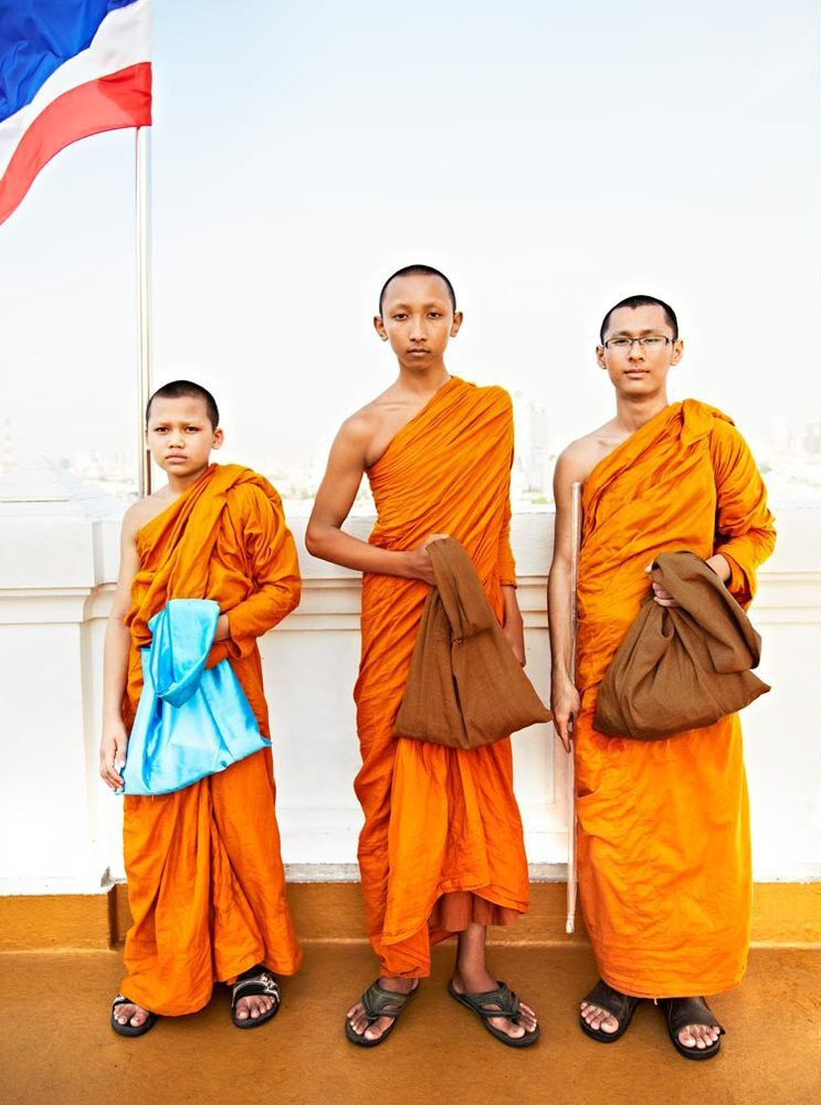 Monks-Thailand-Bangkok