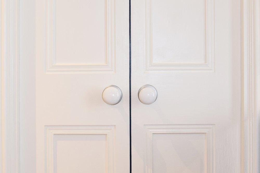 Tiptoe Carpentry Doors