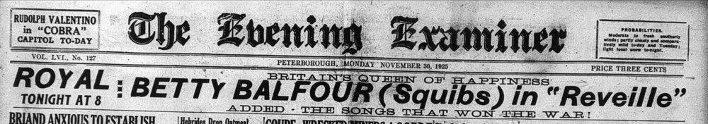 1925 Nov 30 p1 Royal banner.JPG