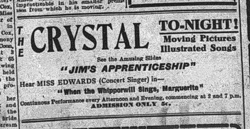 Peterborough Examiner , Sept. 25, 1907, p.5.