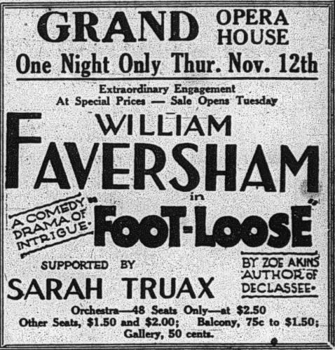 Examiner , Nov. 5, 1925.