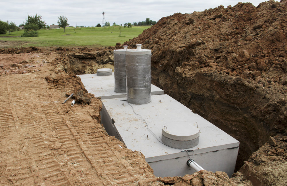 Deciding on Where to Put Your New Septic Tank in Mohegan Lake, NY
